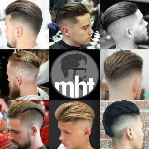 "The slicked back undercut is arguably the most stylish and popular type of undercut hairstyle now. With its high-contrast style that plays on the ""short sides, long top"" haircut, slicked back hair offers the best of both worlds – a cool men's hairstyle that works for business professionals, yet looks hot and sexy on a date, …"