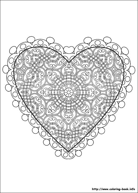 324 best Valentines Day printables images on Pinterest Coloring