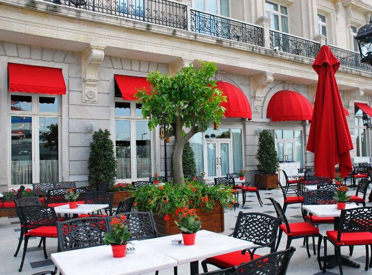 Orient Bar Terrace