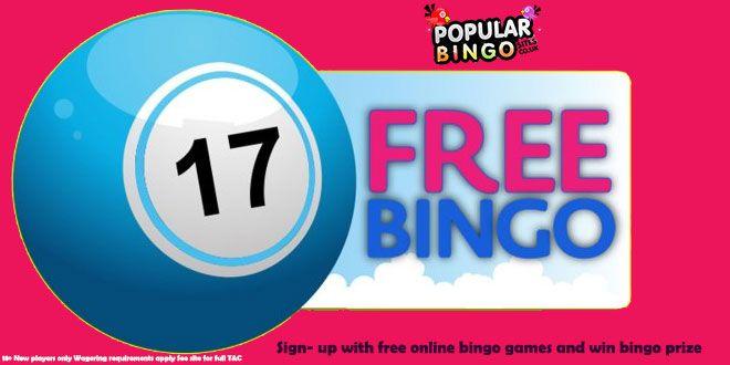 bingo sites with free bingo games
