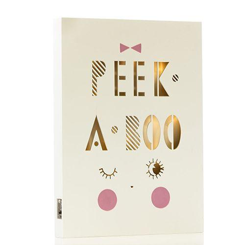Peek-A-Boo Light Box