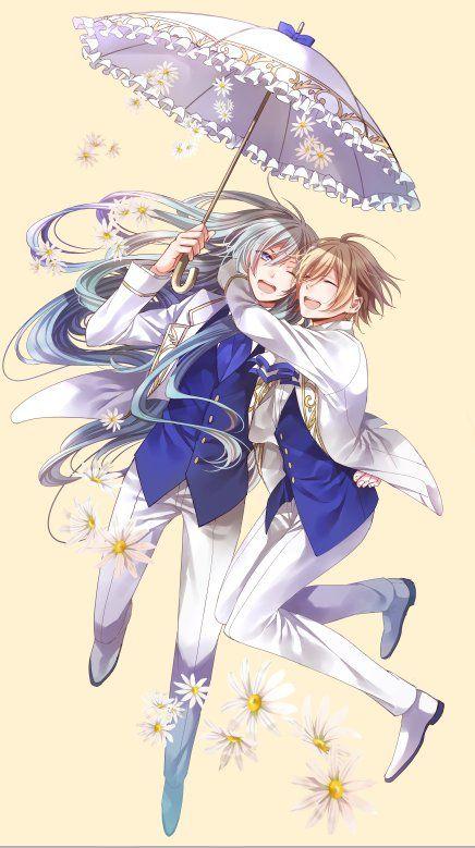 Ensembles stars Wataru and Eichi