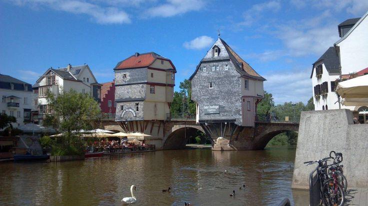 Bad Kreuznach, Germany  http://earth66.com/village/bad-kreuznach-germany/