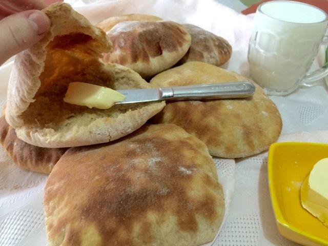 Pita Ekmeği Nasıl Yapılır,Pita Ekmeği,Pita Ekmeği Tarifi,Pita Ekmeği Malzemeleri,Pita Ekmeği Yapılışı,