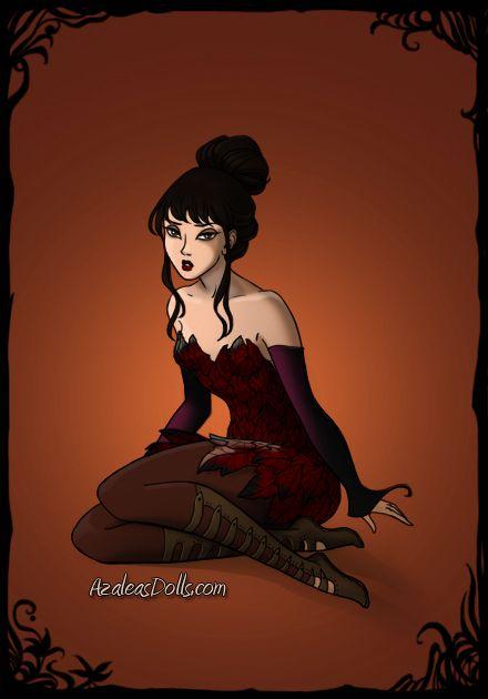 Azalea's Dolls deviantART | Dark-Fairy-Azaleas-Dolls Azula by ~ funiako23