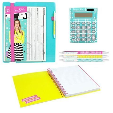Oh la la new Origami Owl office supplies available at the Convention -  O2 Experience.  http://loveablelockets.com - Kayla Scully - mentor 14951