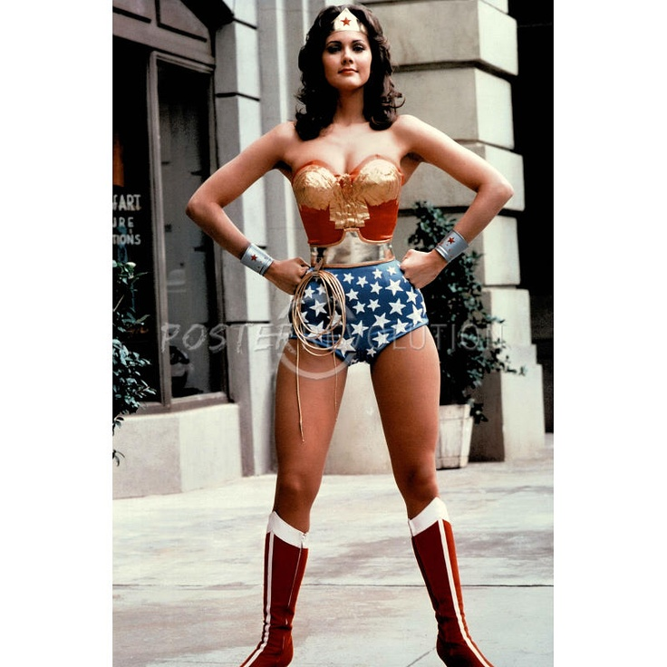 Wonder Woman ( aka Diana Prince played by Linda Carter)