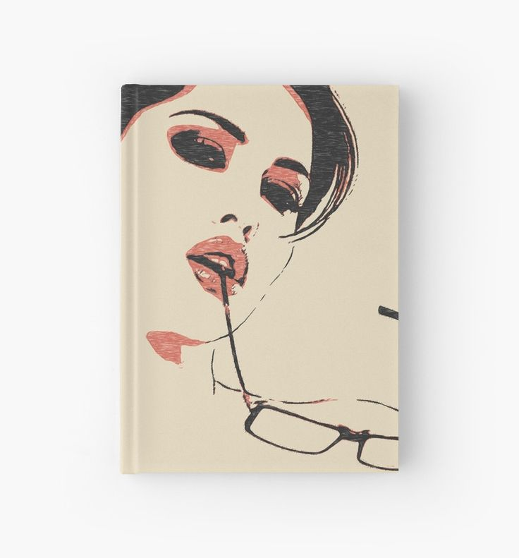 Nerdy is the new sexy, erotic nude in color • Also buy this artwork on stationery, apparel, stickers, and more.