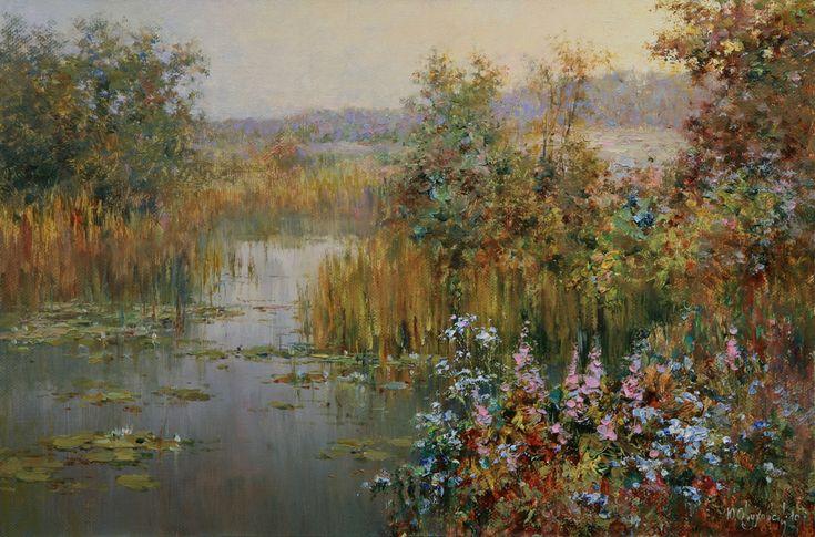 Yuri Obukhovsky, Пейзажи России