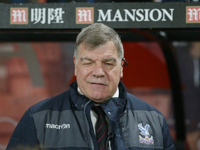 Sam Allardyce: 'Convincing Crystal Palace players of tactics changes was not easy'