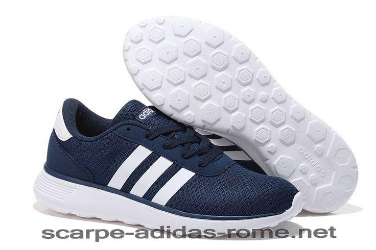 Uomo/Donna Adidas NEO Lite Racer Navy/Bianche Scarpe (Adidas italia) - Uomo/Donna Adidas NEO Lite Racer Navy/Bianche Scarpe (Adidas italia)-31