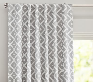 Jayden Blackout Curtain Panel Blackout Panels Kids
