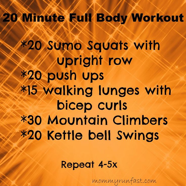 Two strength workouts for runners - via @Laura Peifer
