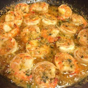 Red Lobster Shrimp Scampi