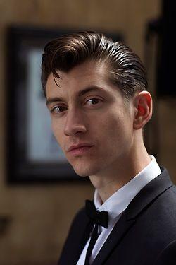 The Arctic Monkeys ladies and gentlemen