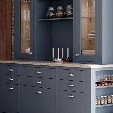 best 25 modern shaker kitchen ideas on pinterest grey. Black Bedroom Furniture Sets. Home Design Ideas