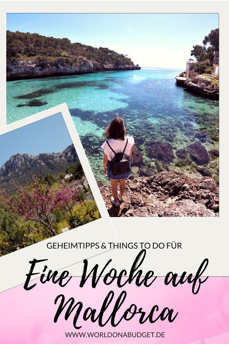 Eine Woche auf Mallorca – unsere Highlights