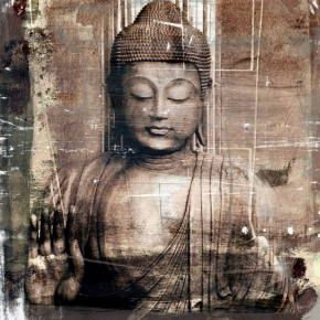 Deko Block Buddha III