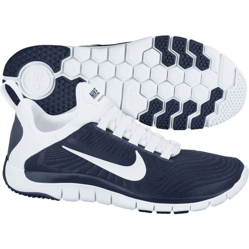 nike men's free tr 5.0 training shoes navy