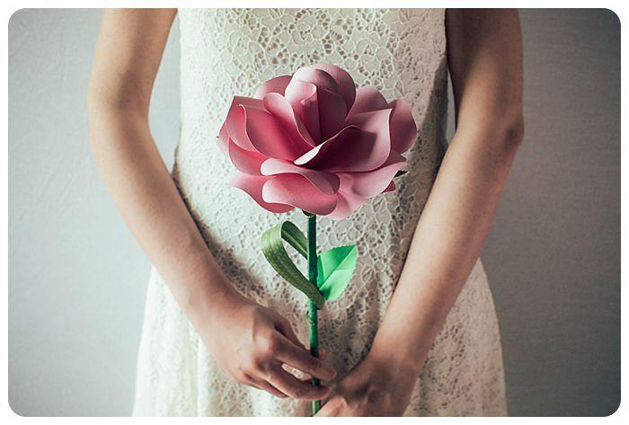 Bouquet monofiore  #bouquetrose #bouquet #bouquetsposa #bouquetalternativi #unusualbouquet