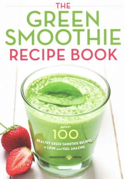 Looking for a fast and easy way to boost your health? Go green! Green smoothies are flavorful drinks packed with disease-fighting vitamins and antioxidants. With The Green Smoothie Recipe Book you'll