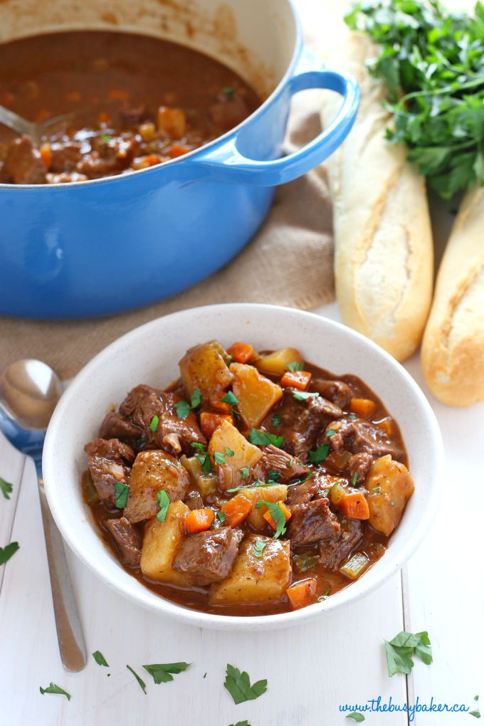 Best Ever One Pot Beef Stew Recipe Beef Stew Recipe Beef Stew Stove Best Beef Stew Recipe