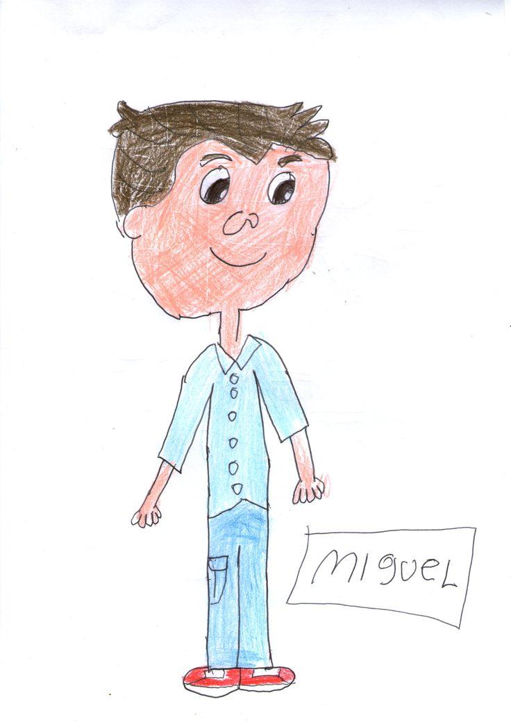 miguel - Maya y Miguel