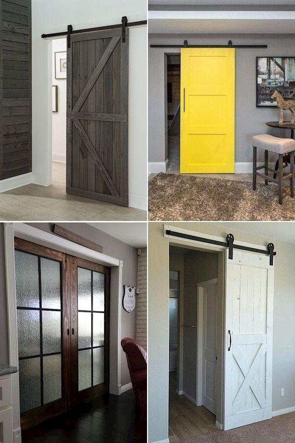 Barn Style Sliding Doors How To Make A Barn Door Rustic Sliding Barn Doors Interior In 2020 Interior Barn Doors Barn Style Sliding Doors Barn Doors Sliding