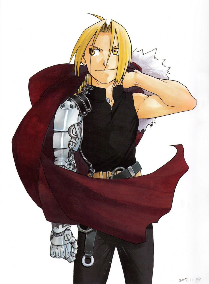 Who is Edward Elric