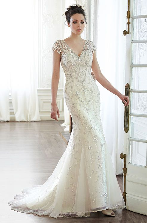 32 best Sottero and Midgley Fall 2014 Collection images on Pinterest ...