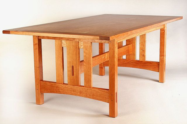 craftsman dining table artwood gallery bellingham wa table pinterest galleries. Black Bedroom Furniture Sets. Home Design Ideas