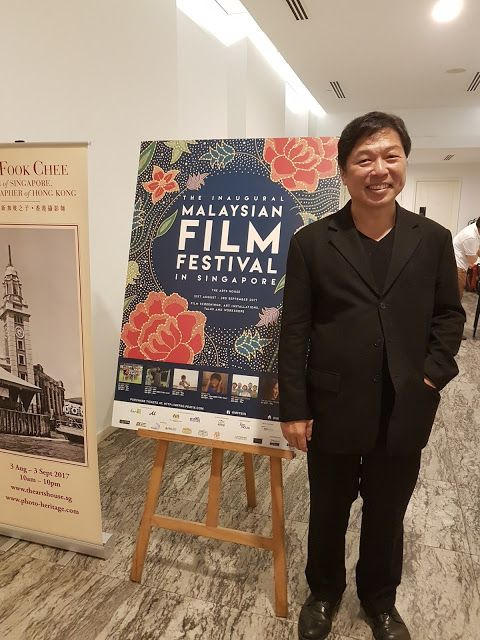 Michael Chua: Malaysian Film Festival in Singapore 2017  Thank you for bringing memories of Malaysia back to Singapore. There is still much in common, from the stories told in the curated movies.