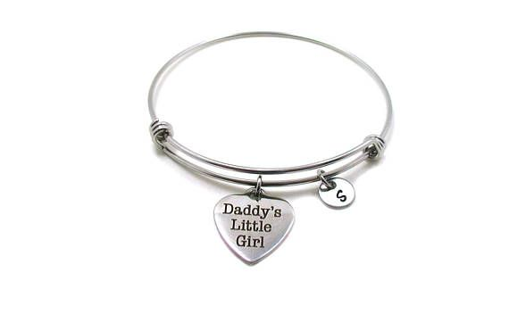 Daddy's Little Girl Bangle Daddy's Little Girl