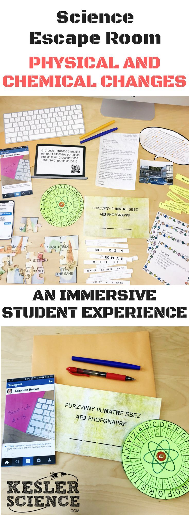 790 best 8th grade science images on pinterest high school science immerse your students in a fun engaging hands on learning experience with fandeluxe Choice Image