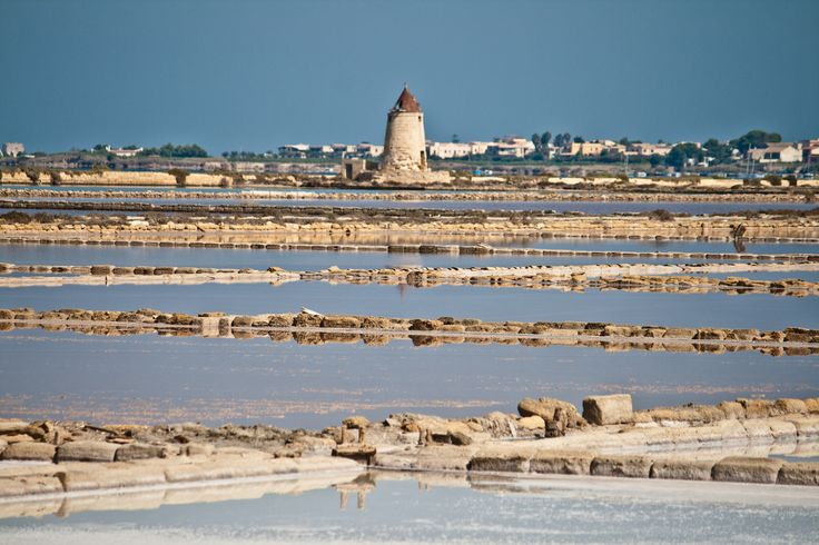 The Saltworks in Marsala (Sicily) by Francesco Scirè on 500px