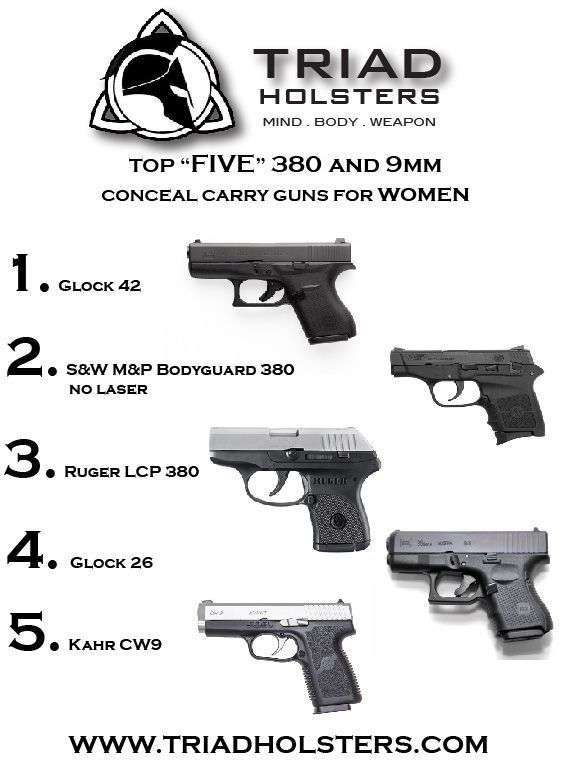 How to Carry a Handgun For Women