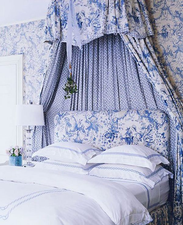 Bedroom Decorating Ideas Totally Toile: 78 Best Images About Headboards On Pinterest