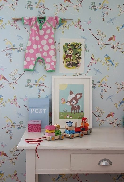 198 beste afbeeldingen over meisjeskamer op pinterest pastels kinderen slaapkamer en kinderkamer - Kamer bebe pastel ...