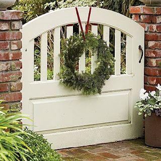 Favorite gateway to the garden