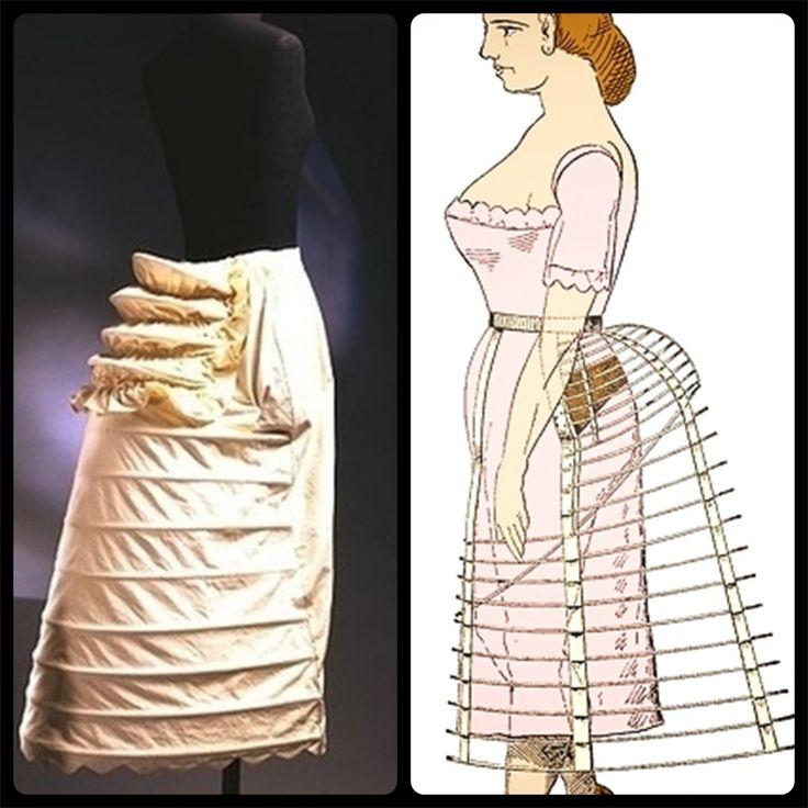 Платье турнюром выкройка