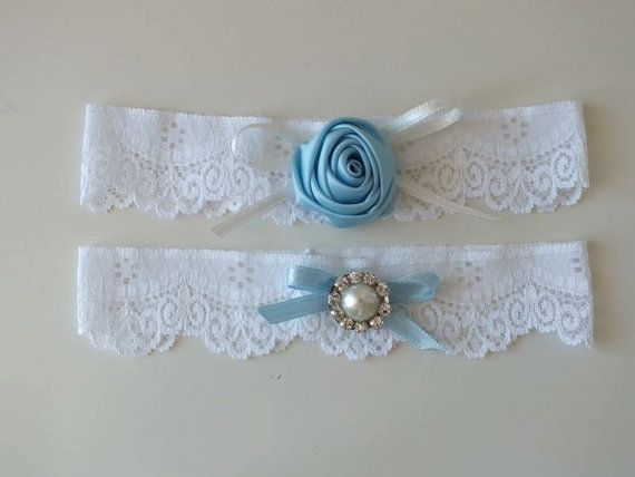 düğün jartiyer, gelinlik jartiyer, dantel jartiyer, gelin, mavi bir şey, düğün aksesuar, beyaz, ÜCRETSİZ GEMİ, cadılar bayramı, taklidi.