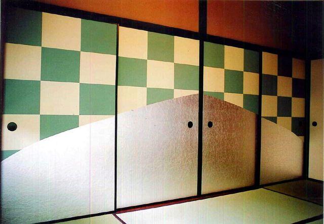 襖・こだわりの材料:茶室・京町家・数寄屋建築