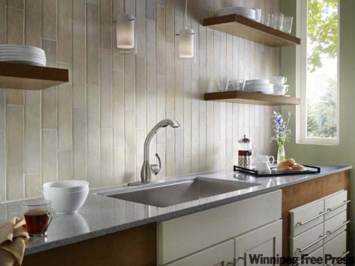 Kitchen Ideas No Upper Cabinets Photo   1