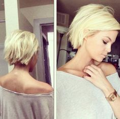 28 Amazing Short Blunt Bob Haircuts for Women - Styles Weekly Bob Frisur Bob Frisuren