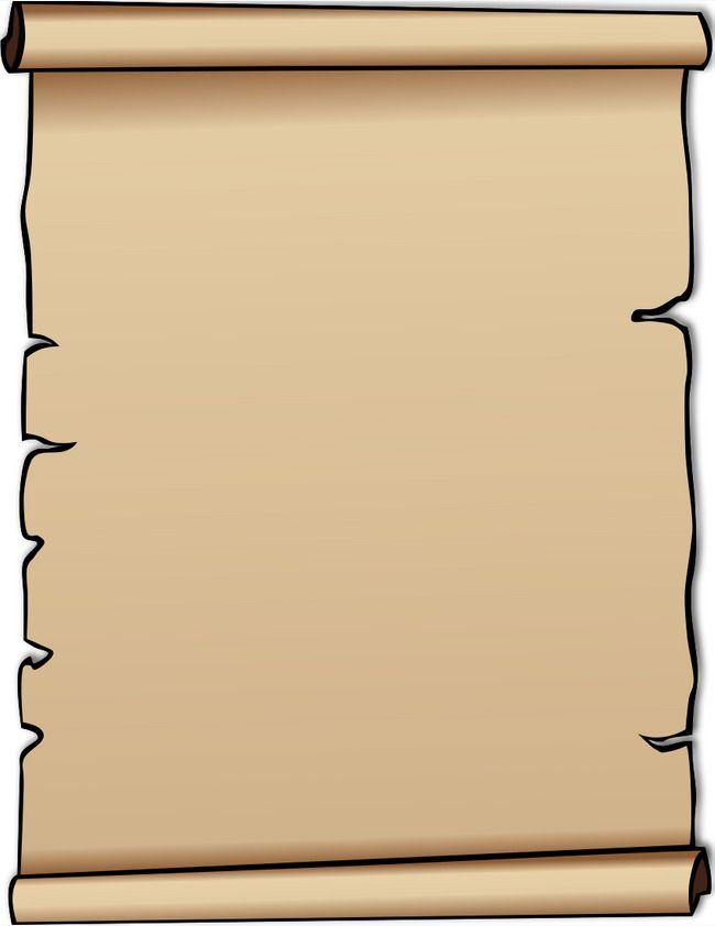 خطاب قديم ورقة فارغة Paper Template Free Clip Art Clip Art