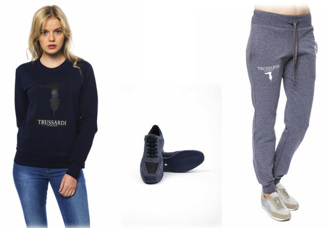 Cozy, casual lifestyle by TRUSSARDI: https://storebrandsvip.com/b2b/products/?category=1&season=12&brand=25&page=1&gender=1
