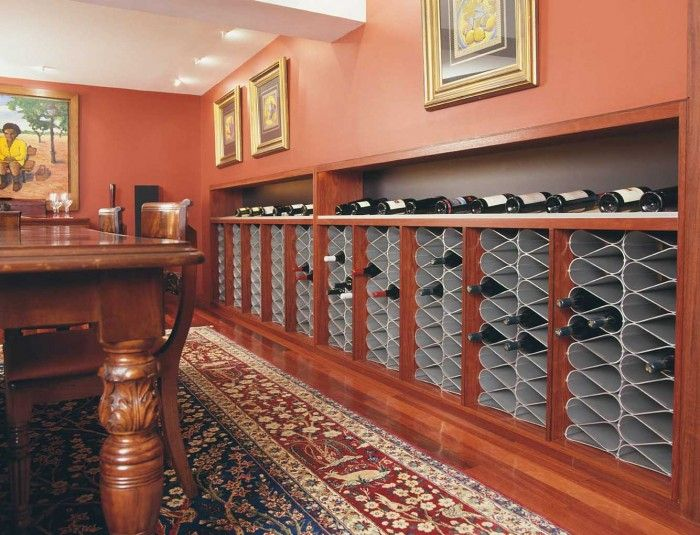 Wine-Cellar-racks-in-basement
