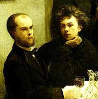 Arthur Rimbaud & Paul Verlaine