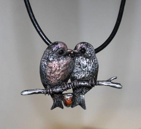 Pan a paní Ptáčkovi pták ptáček láska ptáčci ptáci páreček pár