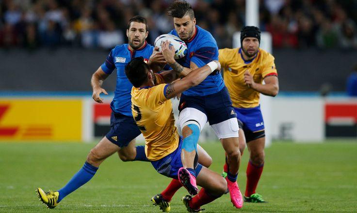 Debut curajos pentru România la @rugbyworldcup -> https://www.iqool.ro/debut-curajos-pentru-romania-la-campionatul-mondial-de-rugby/ #rugbyworldcup #rugby #romania #sport